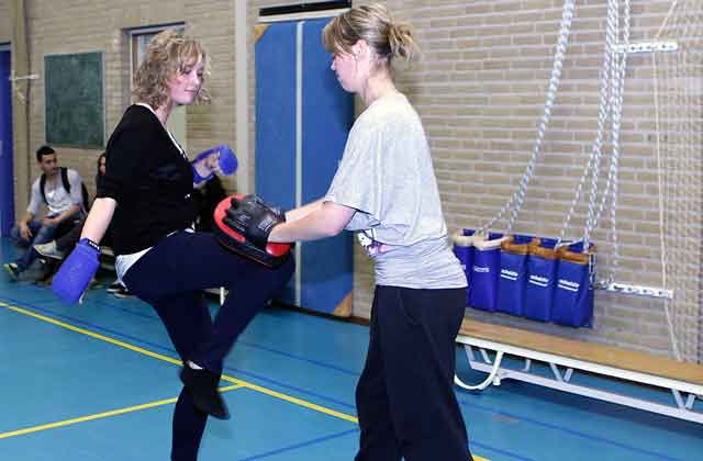 Regiotop ROC Zaandam ZenmaX self defense training