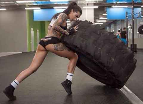 MMA--X-Treme-Bootcamp-special, hot fitness girls